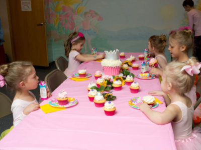 Birthday Party For Kids Madison WI Ballet School Storybook Ballet - Childrens birthday party events